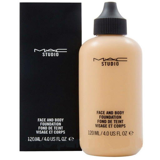 Тональный крем MAC STUDIO Face and body foundation 120 мл тона NC 15,20,25,30,35,40