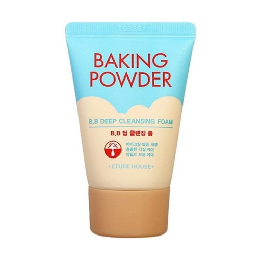 Korea ORIGINAL Пенка для умывания ETUDE HOUSE Baking Powder BB Deep Cleansing Foam 30 ml